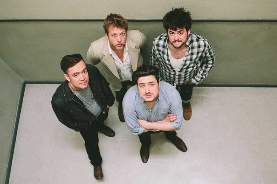 Mumford & Sons announce hiatus: 'No band activities for the foreseeable future'