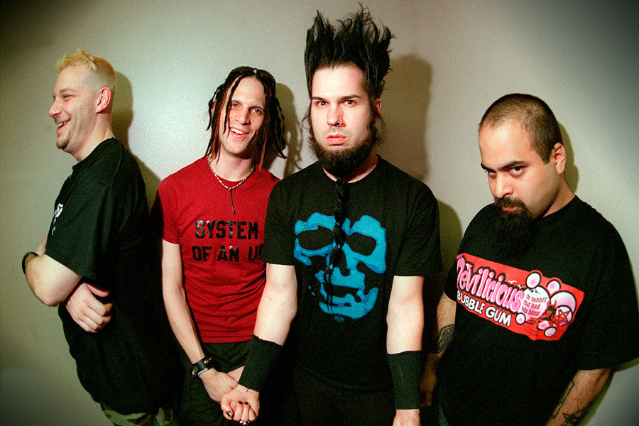 28 Nu-Metal Era Bands You Probably Forgot All About - NME