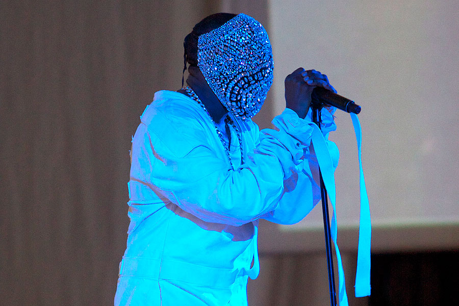 Kanye West to play alongside Sting and Drenge on 'Later… With Jools Holland'