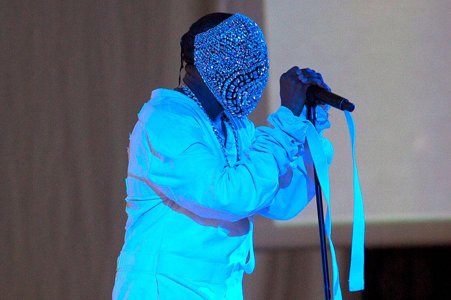 Kanye West to play alongside Sting and Drenge on 'Later