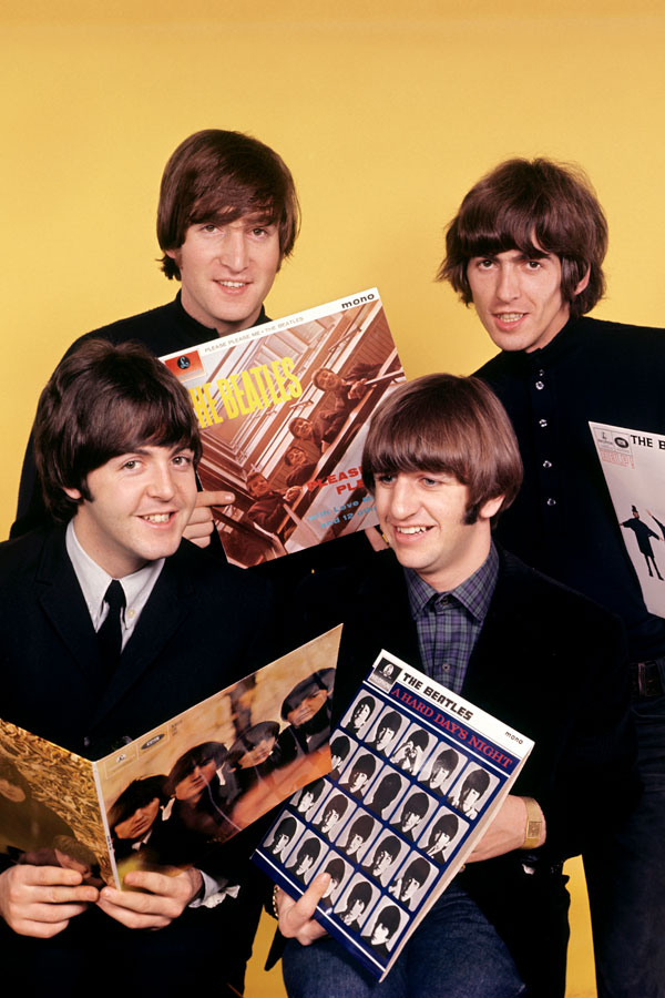 Man Jailed For Four Months For Selling Pirate Beatles