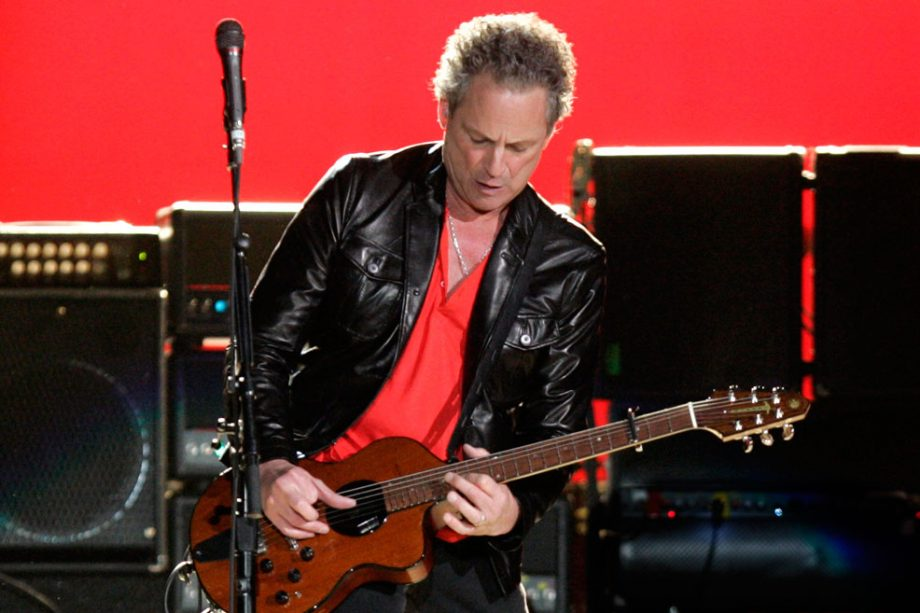 Fleetwood Mac's Lindsey Buckingham says band's new songs are 'great