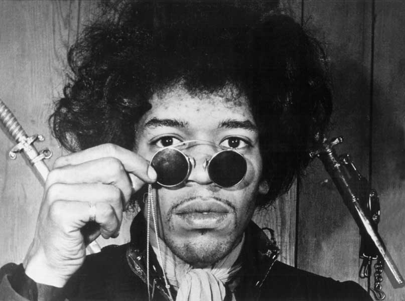 20 Things You Never Knew About Jimi Hendrix