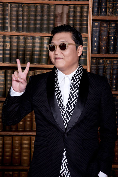 Psy responds to being called 'herpes of music' by Green Day's Billie Joe Armstrong