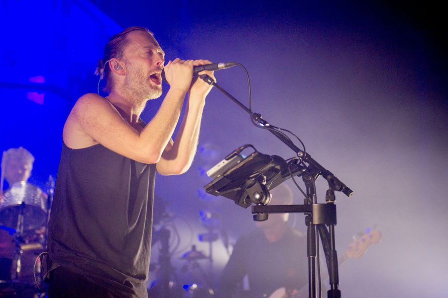 Atoms For Peace cover Marvin Gaye's 'Got To Give It Up' – watch