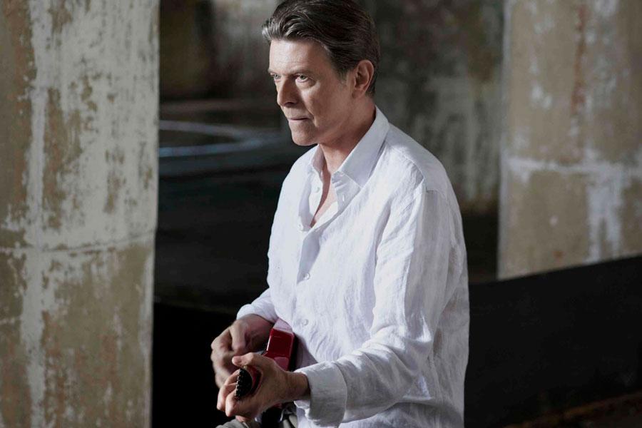 David Bowie's appearance on Arcade Fire's 'Reflektor' single confirmed