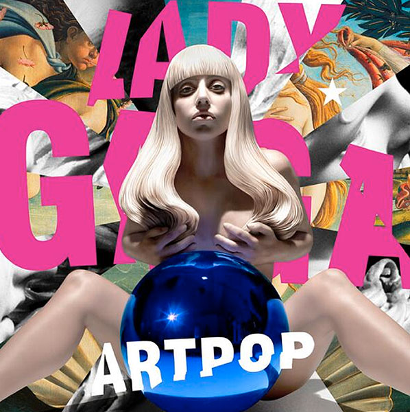 Why Lady Gaga's Album Cover Is Actually A World-Class Work Of Art
