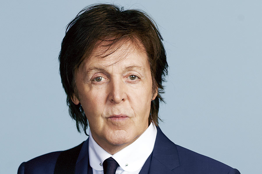 Paul McCartney Interview: On Kanye West, Insecurity And Competing With The Stones