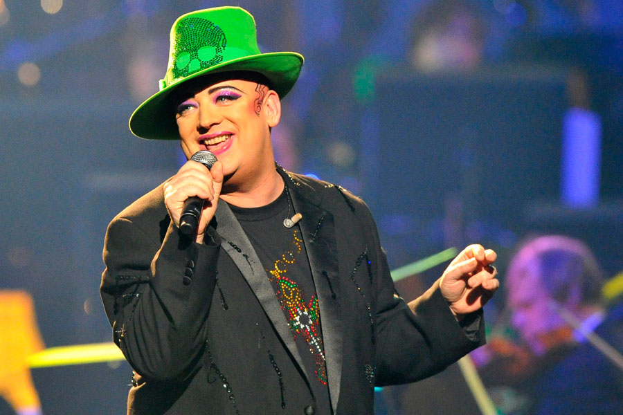 Boy George On His Troubles With The Law It Would Never