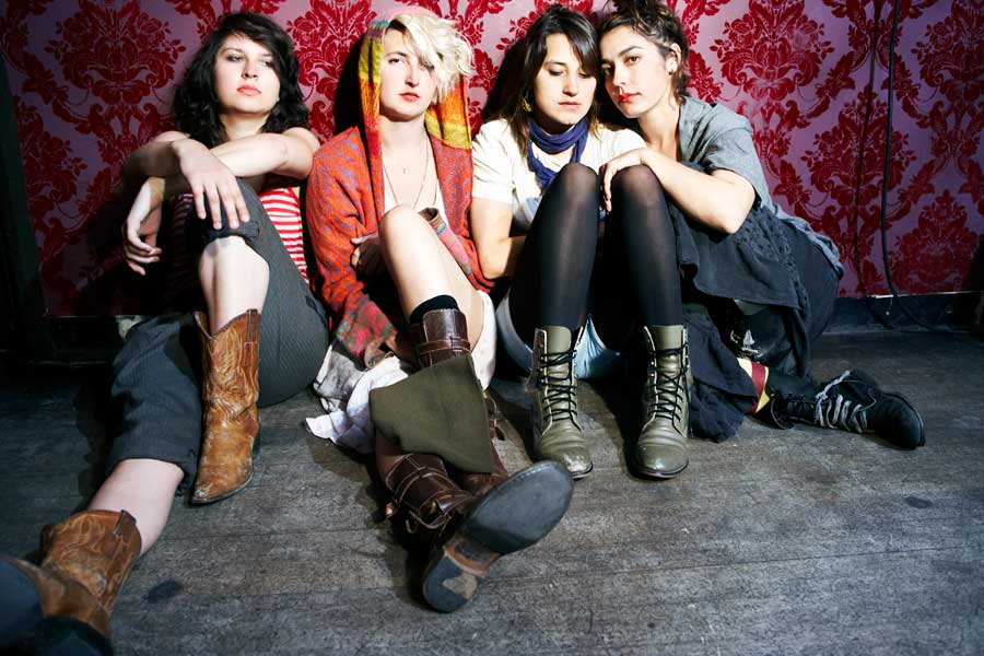 Warpaint to return with October UK tour