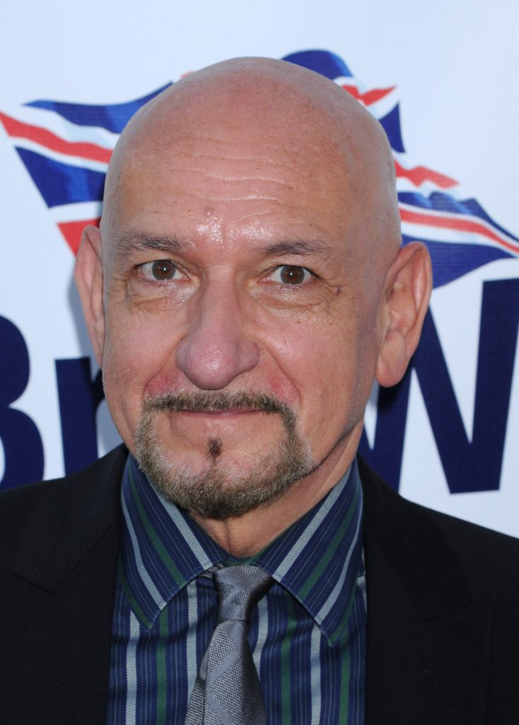 Ben Kingsley at the 5th Annual BritWeek champagne launch aprty held at the British Consul General's Residence, Los Angeles.