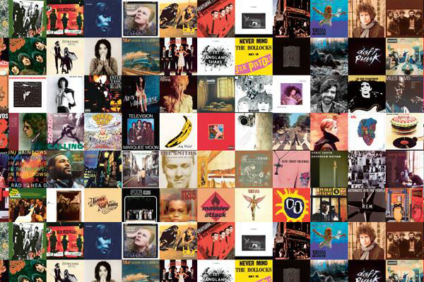 Nme Staff Pick Their Top 10 Greatest Albums Of All Time Nme
