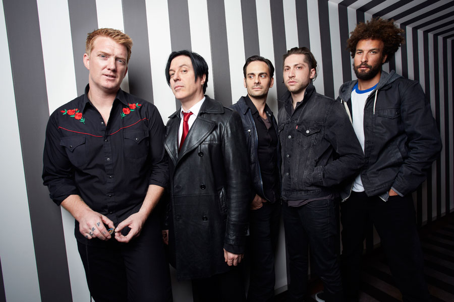 Queens Of The Stone Age unveil acoustic EP