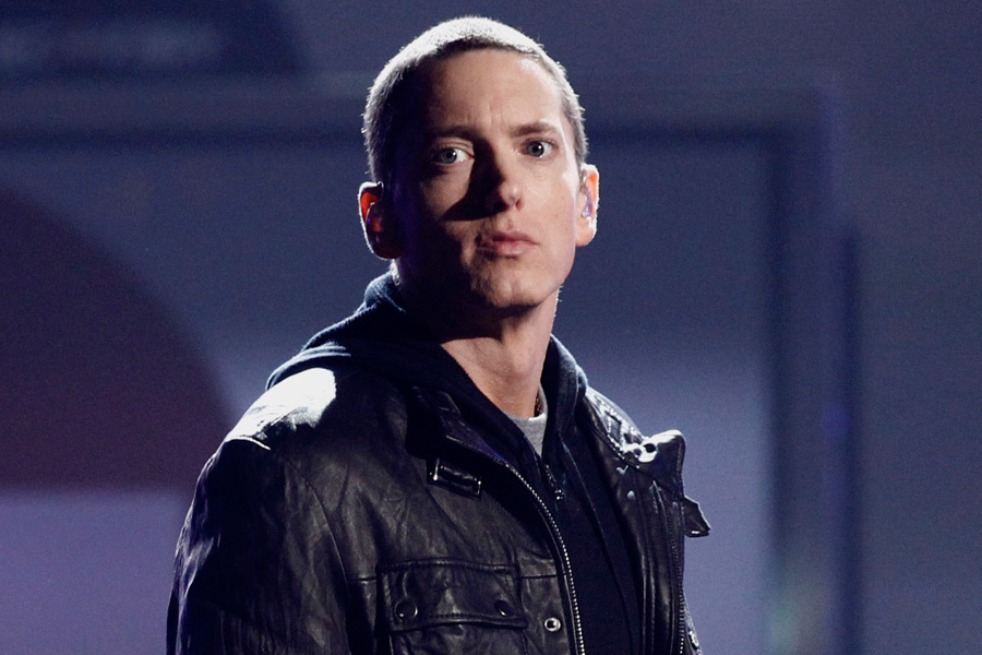 Listen to Eminem's collaboration with Rihanna, 'The Monster'