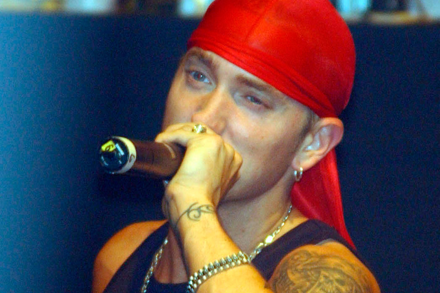 Eminem Amp Hip Hop We Shouldn T Accept Misogyny In 2013 Nme