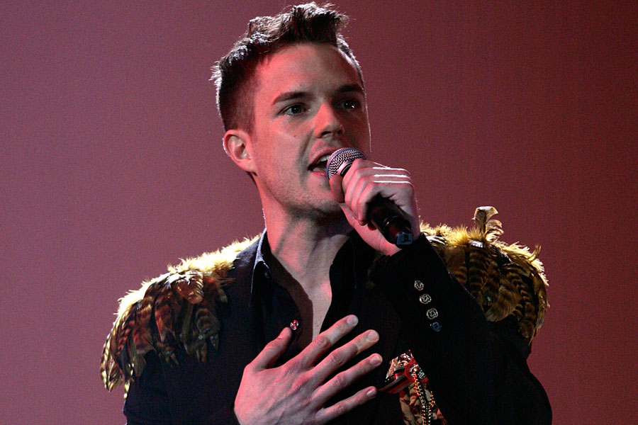 The Killers Reveal New Song Just Another Girl Listen Nme