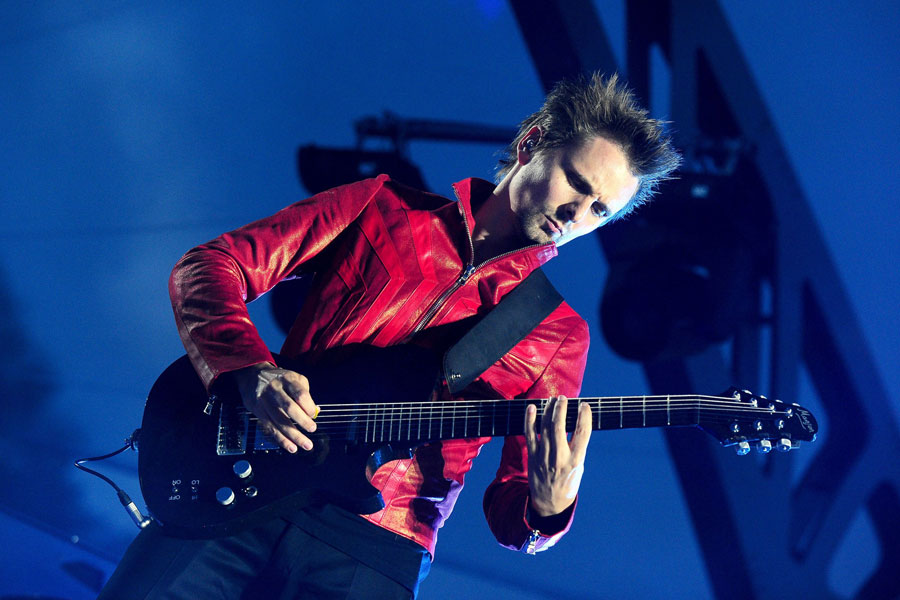 Muse frontman matt bellamy hints at 20th anniversary tour in 2014 nme muse frontman matt bellamy hints at 20th anniversary tour in 2014 voltagebd Image collections