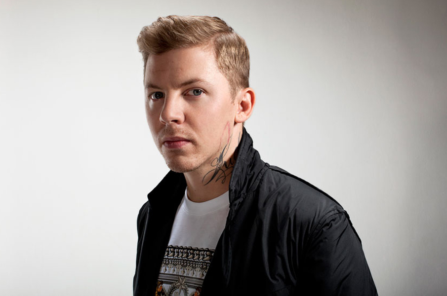 Professor Green Hospitalised After Being Crushed Between Two Cars