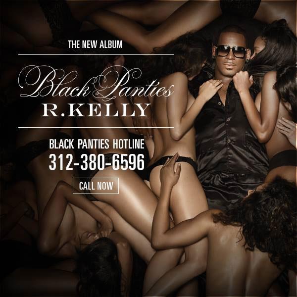 album black panty R kelly