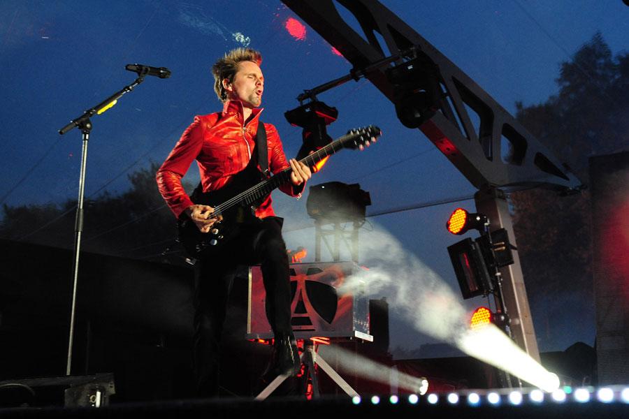Matt Bellamy discusses plans for 'stripped back' new Muse album