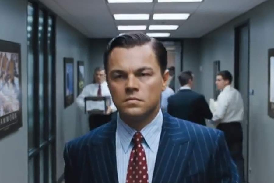 The Wolf Of Wall Street' criticised for glamorising