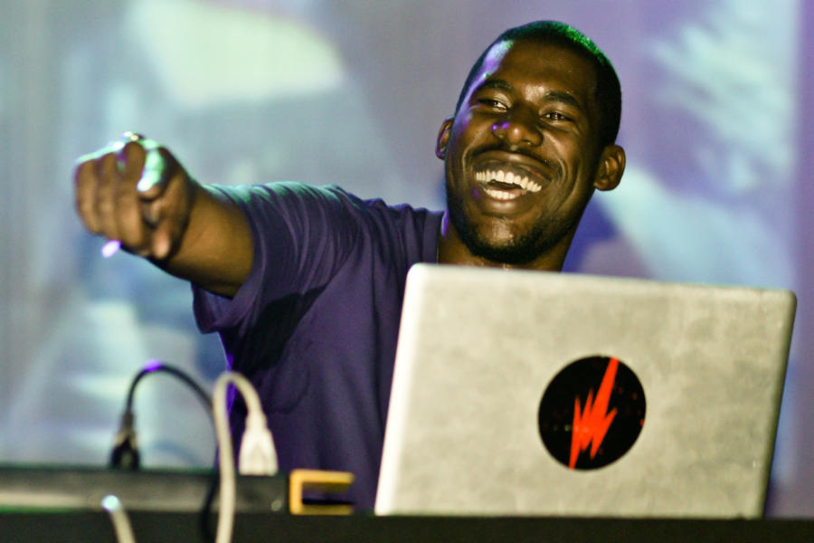 Flying Lotus adds new music to his 'Grand Theft Auto V