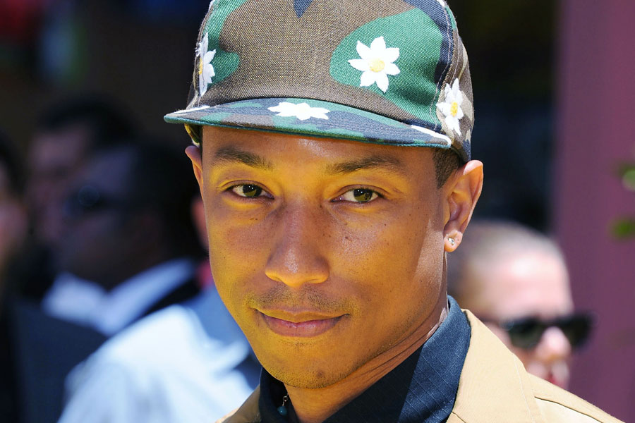 Pharrell Williams to release first solo album in eight years