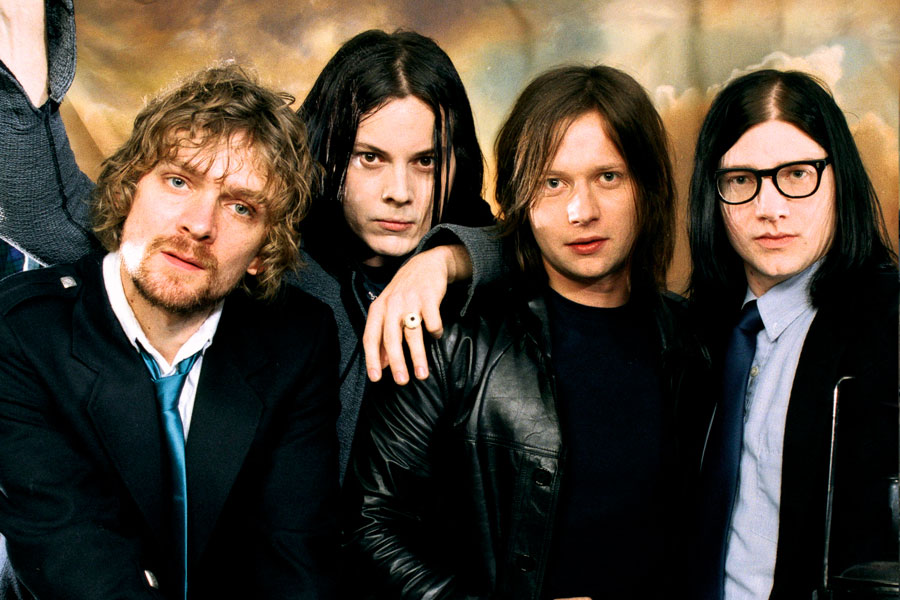 album the raconteurs