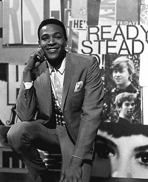 MARVIN GAYEAmerican Motown Singer and SongwriterUniversal Pictorial Press PhotoPKE 103785   20.11.1964