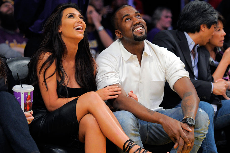 Kanye West Proposes To Kim Kardashian As A 50 Piece Orchestra Play A