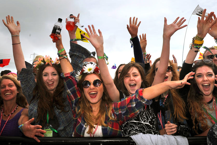 Glastonbury launches Emerging Talent Competition 2014