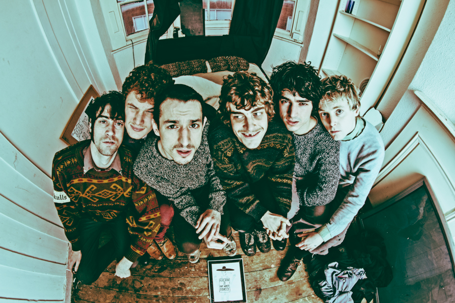 Fat White Family – 'Touch The Leather'