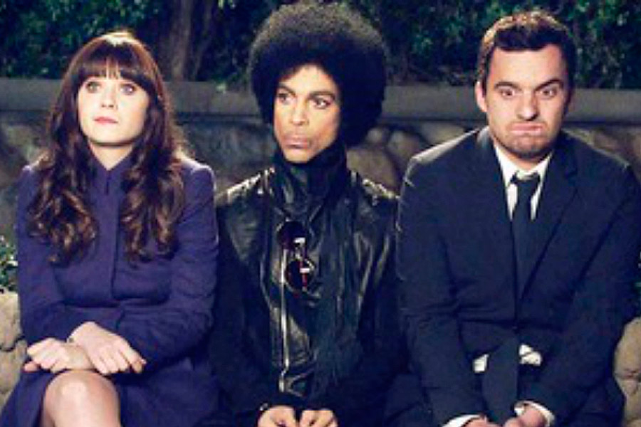 Prince reveals full-length version of duet with 'New Girl' actress