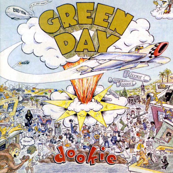 10 Albums That Wouldn't Exist Without Green Day's 'Dookie' - NME