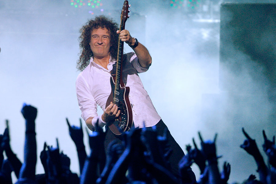 Queen's Brian May: 'I would have liked to have been in AC/DC'
