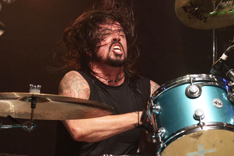Dave Grohl: 'David Bowie's 'Let's Dance' is the best air