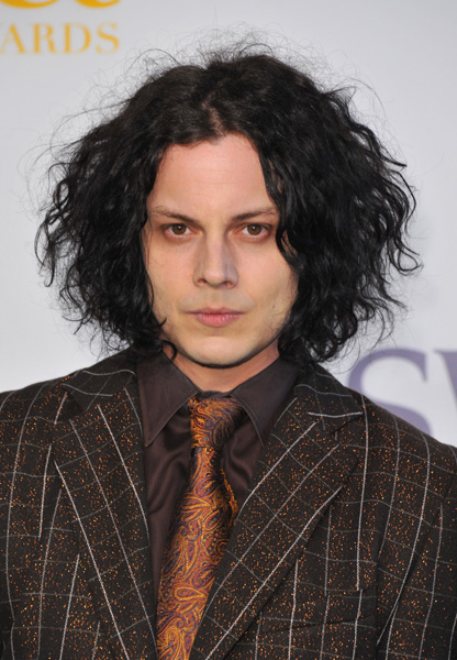 Musician Jack White attends the 2009 CFDA Fashion Awards at Alice Tully Hall, Lincoln Center in New York, USA