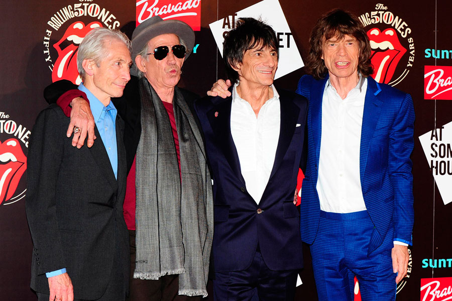 Rolling Stones Charlie Watts Says Band Are Too Old For