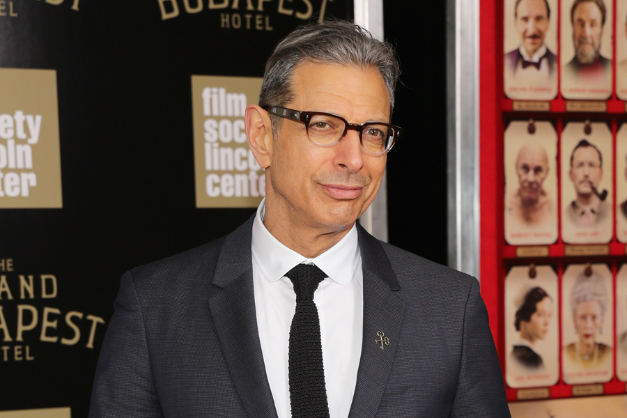 Jeff Goldblum shares cryptic first teaser from ...