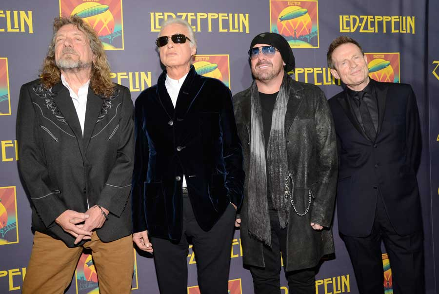 Rare and unreleased Led Zeppelin demo tapes to be auctioned