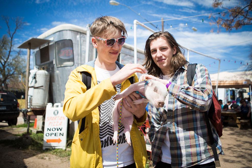 Photo: Jenn Five/NME