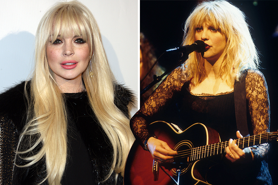 Blonde Rock Stars