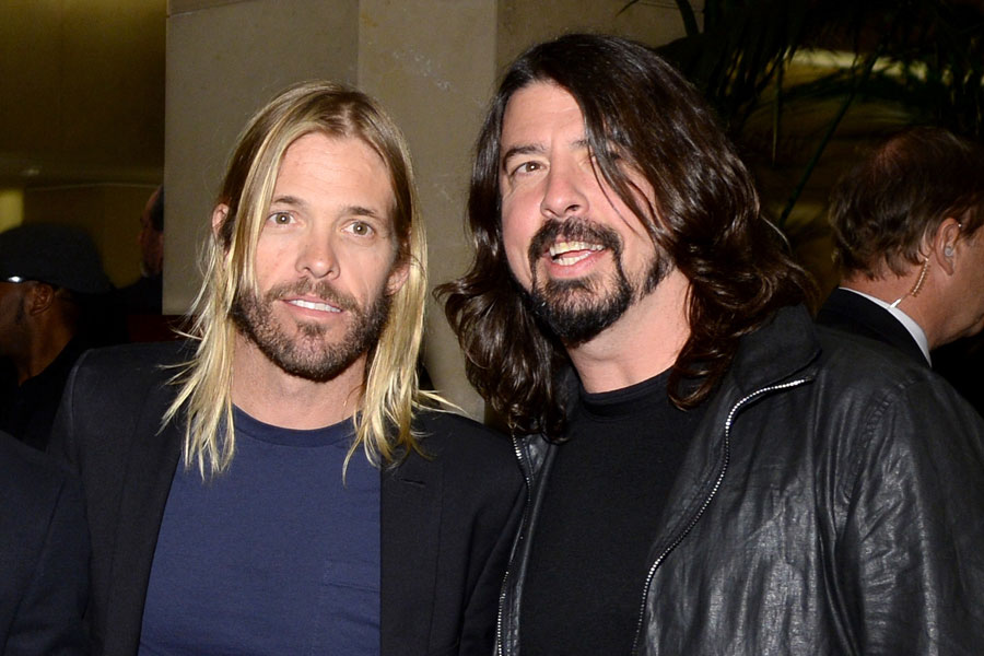 """Taylor Hawkins on Foo Fighters' worst live show: """"People were booing us, it was really a low point"""""""
