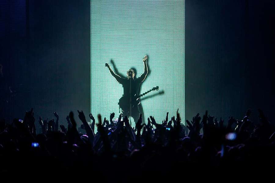 Trent Reznor promises \'aggressive, low-key\' shows on Nine Inch Nails ...