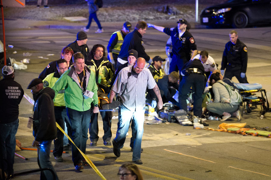 Suspect and victims in fatal SXSW car crash named - NME