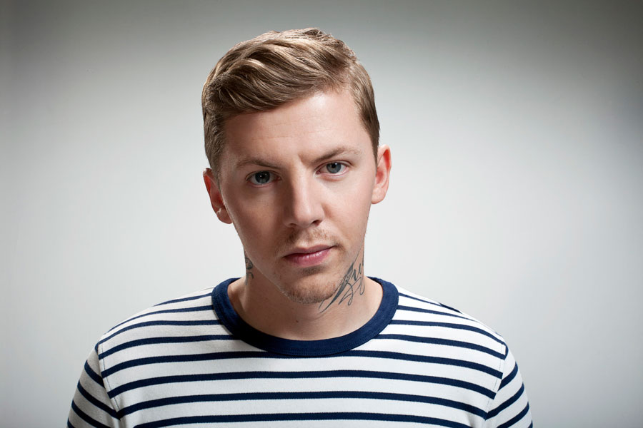 Professor Green Has Lump Removed In Cancer Scare