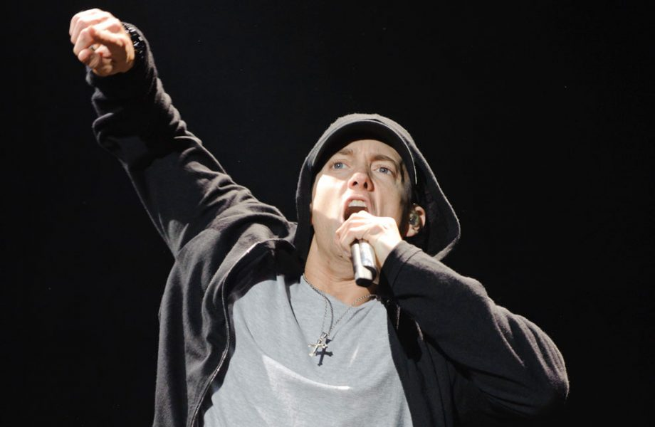 More than 50 fans arrested at Eminem gig in Dublin