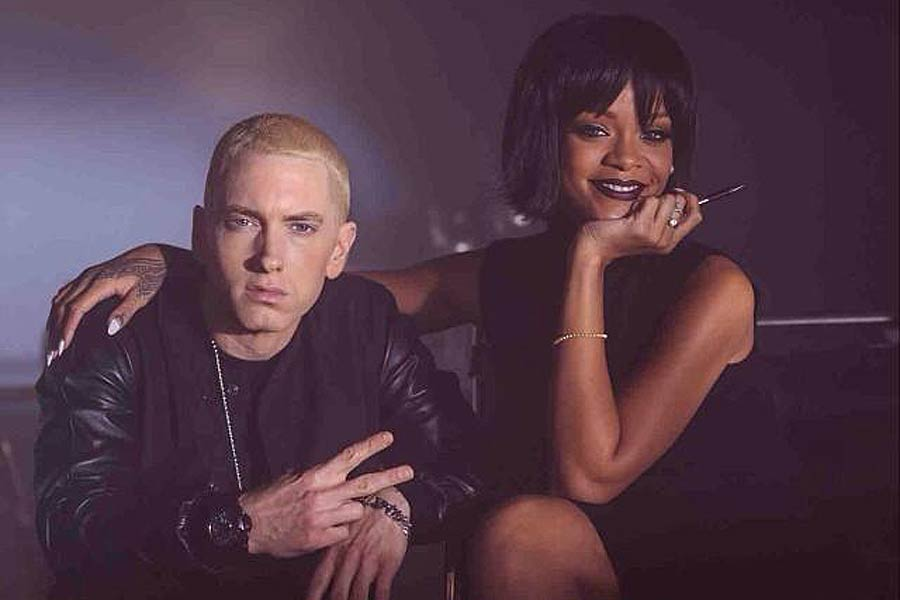 Eminem and Rihanna to team up on 'Monster' tour