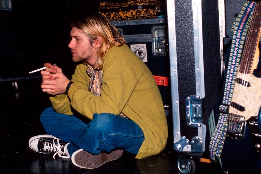 Nirvana – the story of every album track