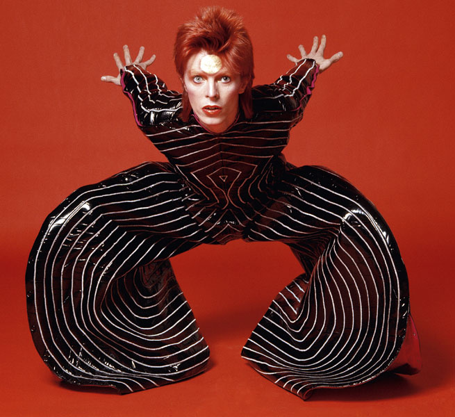 David Bowie exhibition curator: 'He wanted the most fantastical things possible'